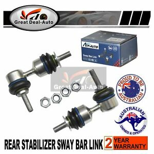 2 REAR R/L SWAY BAR LINKS FIT FOR MAZDA3 BK BL 2003-01/2014 Brand new