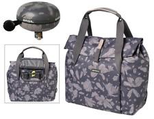 SET- Shoppertasche-Basil-MAGNOLIA & Basil Ding-Dong Glocke MAGNOLIA  blackberry