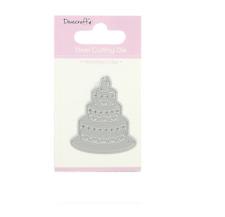 WEDDING CAKE - Dovecraft Cutting Dies - CARD MAKING/SCRAP BOOKING