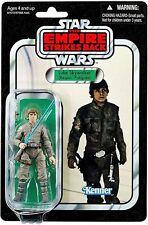 Star Wars Vintage Colección Figura Luke Skywalker: Bespin (Episodio V) 10 cm [t