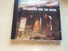 THE MAMAS AND THE PAPAS - THE BEST OF (CD ALBUM)