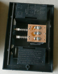 NEW VINTAGE NUTONE  LA-150WM SEASCAPE DOOR BELL CHIME MECHANISM ASSEMBLY ONLY