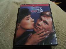 "DVD NEUF ""HE SAID, SHE SAID (L'AMOUR EN STEREO)"" Kevin BACON, Elizabeth PERKINS"