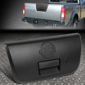 FOR 01-04 NISSAN FRONTIER TEXTURED TAILGATE REAR DOOR HANDLE W/LATCH & KEYHOLE