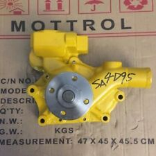 6204 61 1101 Water Pump Fits Komatsu 4d95 4d95s 4d95l 3d95s Pc60 5 Pc75uu 2