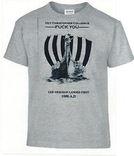 T-Shirt, Wikinger, Leif Eriksson