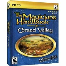Video Game PC The Magician's Handbook Cursed Valley hidden object NEW SEALED