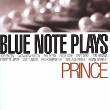 Various Artists : Blue Note Plays Prince CD***NEW***