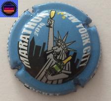 Capsule de Champagne BOCHET-LEMOINE Cuvée Marathon 2016 New york City Non Ref !!