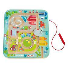 HABA Magnetspiel Stadtlabyrinth Magnetspiele Kinderspiele Kinder Spiele Magnet