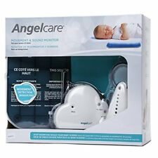 Angelcare Movement Sound Monitors Baby Monitoring Set - Remote Motion Sensory an