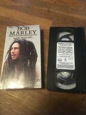 Bob Marley and the Wailers - The Bob Marley Story (VHS, 1990)