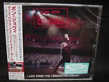 BON JOVI This House Is Not For Sale-Live From London Palladium JAPAN PROMO CD