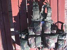 Combat Tactical Assault Vest in British DPM NEW