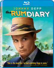The Rum Diary [New Blu-ray] Ac-3/Dolby Digital, Dolby, Subtitled, Widescreen