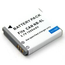 Battery for Canon PowerShot SD770 IS SD980 IS SD1200 IS SD1300 IS Digital ELPH