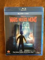MARS NEEDS MOMS (Blu-ray Disc, 2011, 2-Disc Set) lowest price