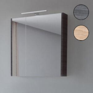 Planetmöbel Badezimmermöbel Badezimmerschrank Spiegel Spiegelschrank 64cm