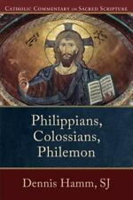 Philippians, Colossians, Philemon (Catholic Commentary on Sacred Scripture), Ham
