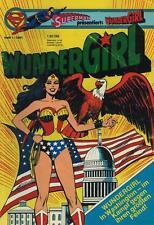 Wundergirl 1981/ 1 (Z1-2), Ehapa