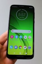T-MOBILE MOTOROLA MOTO G7 POWER 32GB XT1955-5 10.0 - BLUE - CLEAN IMEI