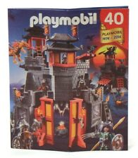 2014 Playmobil DRAGON CASTLE COVER CATALOG - Brand new! LAST ONE! 15 pages 5479