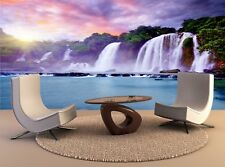 Banyue waterfall Mural Photo Wallpaper Decor Paper Wall Background 3D