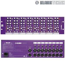 Klark Teknik SQ1D l Square One Dynamics 8-Channel Processor l Authorized Dealer