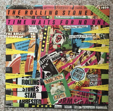 ROLLING STONES - Time Waits For No One - 1979 Anthology  1971-1977 New