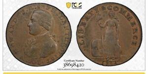 1794 talbot/howard london AU55. MULE