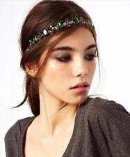 Stirnband Haarband Haarkette Haarschmuck Haarreifen Kopfschmuck Stirnschmuck 21