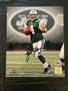 Brett Favre Signed Autographed 8x10 Packers Jets Auto Favre Hologram