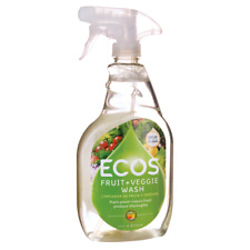 Earth Friendly Products Ecos Fruit + Veggie Wash 22 fl oz Liquid