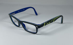 Ray Ban Kids RB1535 Black/Blue/Neon Green 3600 48[]16 130 Frame Only