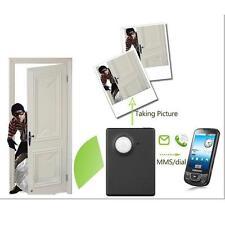 Mini Wireless GSM GPS Security PIR Alarm SMS MMS monitor Camera Video DC hy#53