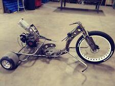 drift trike kit (big wheel) fully welded bolt together frame kit