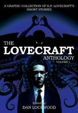 The Lovecraft Anthology Vol  I Graphic Collection H P  by Lovecraft H P