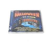 DJs Choice Halloween Big Screen Thrillers CD Factory Sealed New Old Stock