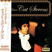 CAT STEVENS-NEW MASTERS-JAPAN MINI LP CD BONUS TRACK C94