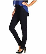 Calvin Klein Women's Ultimate Skinny Leg Jean Rinse Dark Blue US Size 4x30 NWT