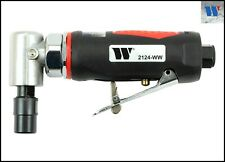 """Welzh Werkzeug Air Die Grinder 90° Angle, Heavy Duty 155 mm, 1/4"""", 6 mm Cap"""