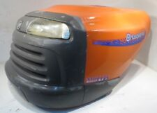 OEM Husqvarna COMPLETE HOOD ASSEMBLY WITH GRILL AND LIGHTS 532189977 fits YTH