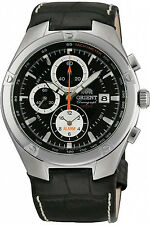 ORIENT FTD0P002B0,Men Alarm Chronograph,Brand New,100m WR,WITH TAG AND GIFT BOX