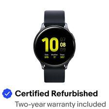 Samsung SM-R820NZKCXAR-RB Galaxy Watch Active 2 44mm Black - Refurbished