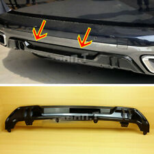 Rear Bumper Lower Diffuser Spoiler Shiny Black 2019 For BMW X5 G05 M Sport