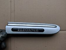 MERCEDES-BENZ W203 C CLASS FRONT DRIVERS/RIGHT WING PANEL TRIM MOULDING