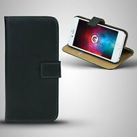 ECHT LEDER Tasche iPhone 6 6S Flip Case Schutz Hülle Cover Book Style Klapp Etui