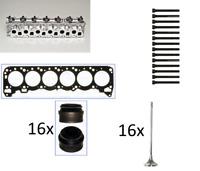 Zylinderkopf Satz inkl. Dichtung Schrauben Nissan Patrol 2,8 TD TDiC RD28Ti