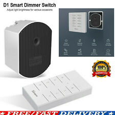 Sonoff D1 Smart Dimmer 433Mhz RF Controlled & WiFi Switch for Google Home Alexa