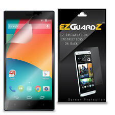 3X EZguardz LCD Screen Protector Skin HD 3X For Maxwest Gravity 6W (Ultra Clear)